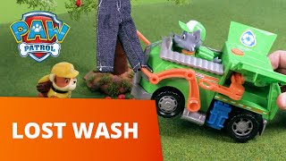 PAW Patrol | Lost Wash | Toy Episode | PAW Patrol Official & Friends