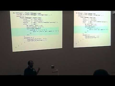 Plack::Debugger   A new debugger for Plack Applications