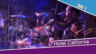 Hotel Califonia, July 1 2015