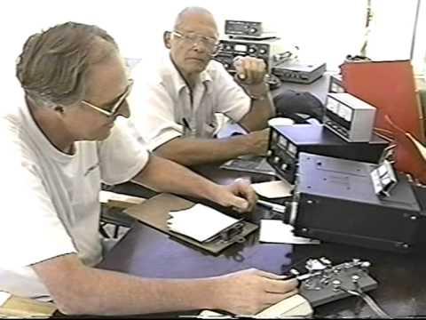 W6KA Field Day - 1994 - Pasadena Radio Club