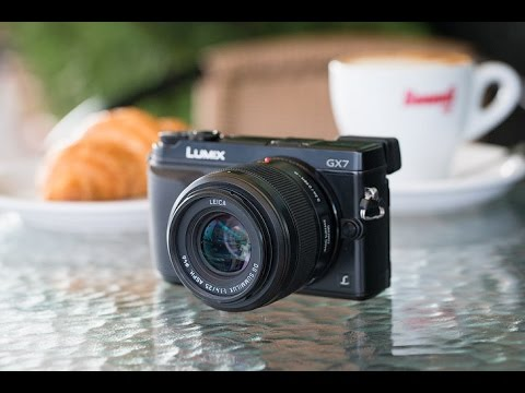 Panasonic Lumix GX7 - Обзор Топовой Беззеркальной Фотокамеры с Поворотным Видоискателем