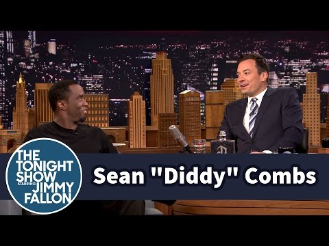 "Sean ""Diddy"" Combs Shows How He Gets Dressed"