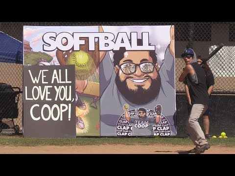 Coop Memorial Game | On-Season Softball Series