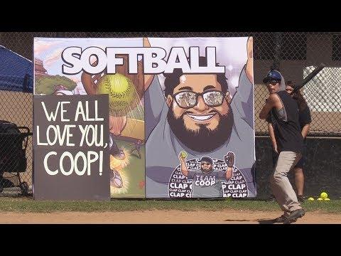 Coop Memorial Game | On-Season Softball Series