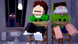 TENTE ESCAPAR DA PRISÃO !! - Minecraft (IMPOSSÍVEL)