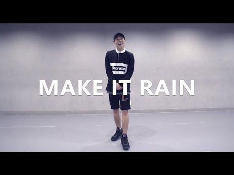 블락비 바스타즈Block B BASTARZ - Make It Rain / Choreography. Seung Jae