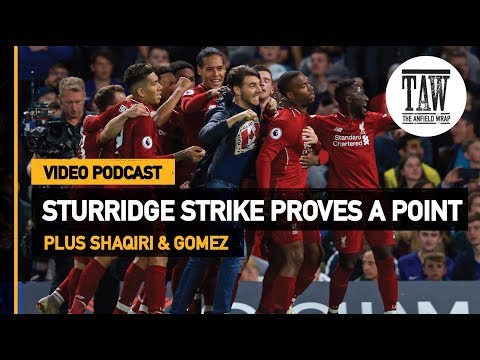 Sturridge Strike Proves A Point | Free Podcast