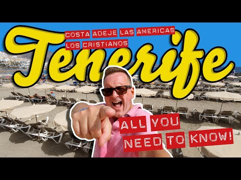 Tenerife 2019 Costa Adeje, Las Americas & Los Cristianos ALL YOU NEED TO KNOW!