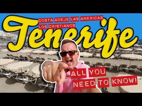 Tenerife 2019 Costa