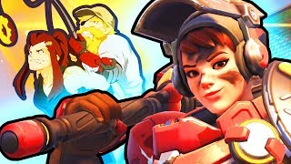 All Brigitte References Explained | Overwatch