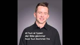 Christian Jensen   Vil du med mig hjem (lyrics video)