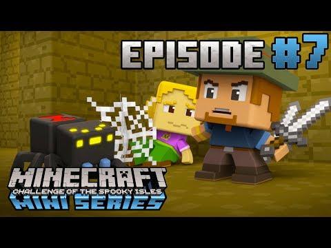 The Desert Maze | Minecraft Mini Series | Episode #7