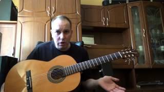 Как я мучал классическую гитару