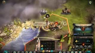 Eador. Masters of the Broken World Gameplay