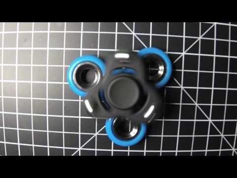 Demo of DIY Camera Rig - Fidget Spinners