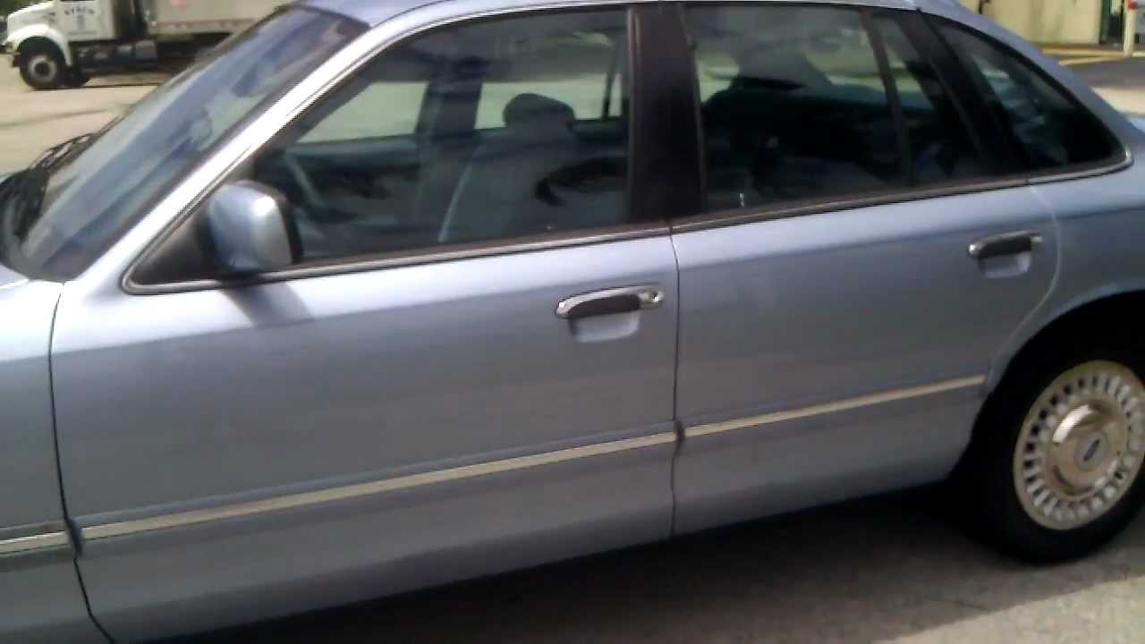 For sale 1997 ford crown victoria sedan www southeastcarsales net youtube
