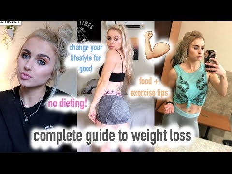 How to Lose Weight WITHOUT Dieting   A Complete Guide
