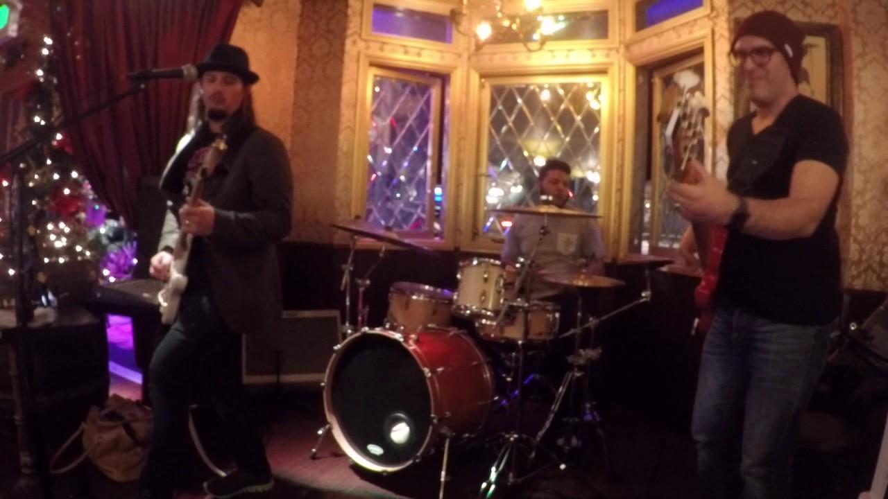 Download Jeff Suburu Band - Jason Muscat bass solo at Gold Dust Lounge 1/8/17