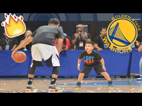 Stephen Curry Plays VS Regular people 1 on 1 Compilation Bes