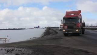 Перевозка яхт и катеров тралом(, 2016-06-15T15:58:10.000Z)
