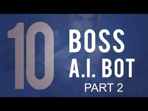 UE4 Blueprint Tutorial 10 - AI Melee Boss (2/4) thumbnail