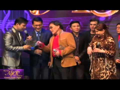 ASOP 2014 Grand Finals: Awarding