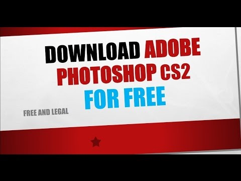 Download Adobe Photoshop Free And Legally.
