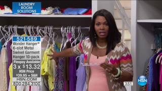 HSN | Laundry Room Solutions 03.30.2017 - 04 AM