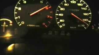 90' Mazda 626 gd 2.0 8v A/T carb. Hız