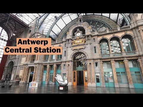 Antwerp Central Station  | BELGIUM