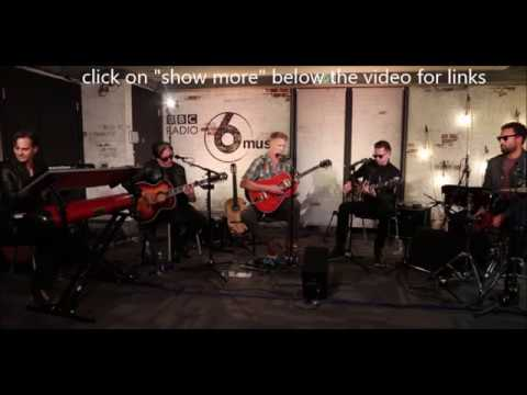 Queens Of The Stone Age acoustic for BBC radio 6 - Being as an Ocean, Thorns