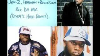 Jay-Z, Freeway & Beanie Sigel - Roc Da Mic (DJ Styly