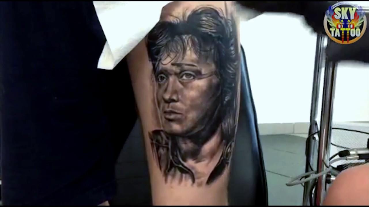 Jak Dbać O świeży Tatuaż Video Instrukcja