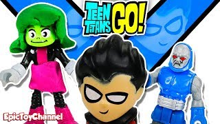 Teen Titans Go! Beast Girl Cartoon Network Toy Parody by Epic Toy Channel