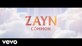 ZAYN Common (Audio)