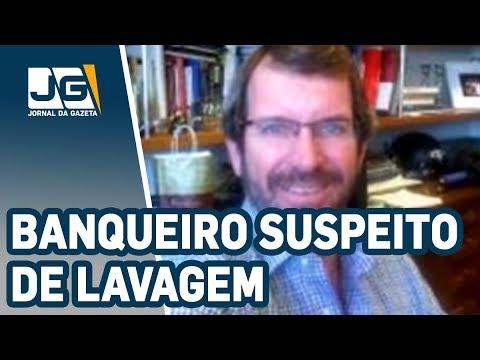Preso banqueiro suspeito de lavagem para Cabral