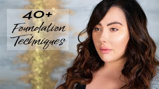 Foundation Techniques for 40 and Fabulous! | Makeup Geek