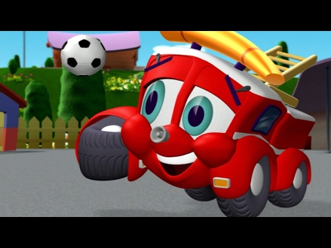 Download FINLEY THE FIRE ENGINE (THEME SONG WITH VIDEO!!!) HD
