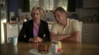 Отчаянные домохозяйки_Том и Линетт рассказывают детям о том, что ждут близнецов