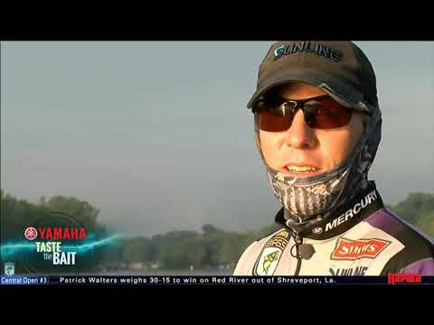 2018 Bassmaster LIVE At Mississippi River   Saturday