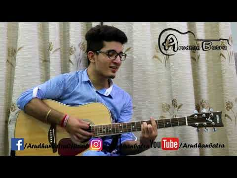 Aaj phir tumpe pyar aaya hai || Guitar Cover || Arijit Singh || Hate Story 2