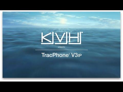 TracPhone V3-IP: Worlds Smallest Marine VSAT