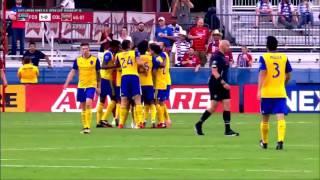 Video Gol Pertandingan FC Dallas vs Colorado Rapids