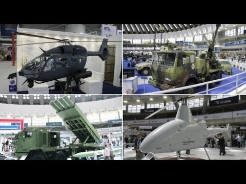 Naoružanje na sajmu PARTNER 2017 - Highlights of Serbian defense Industry Trade Fair PARTNER 2017