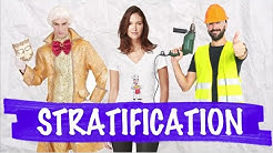 La stratification sociale - SES - Terminale