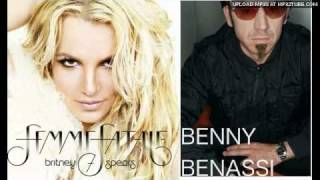 Britney Spears VS Benny Benassi - Big Fat Bass (DJ Ahmed D)