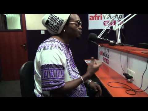 Interview Gambia afri radio 107.6 fm
