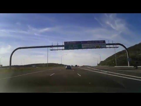 California Life - Drive Video - Mission Viejo, CA to Costa Mesa, CA