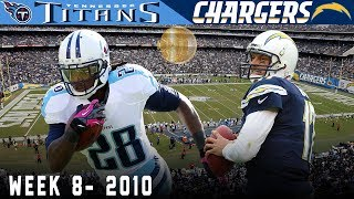 A Halloween Showdown in San Diego! (Titans vs. Chargers, 2010) | NFL Vault Highlights
