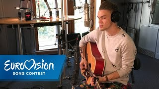 "Mikolas Josef - ""Lie To Me"" (Akustikversion) | ESC Update | NDR"